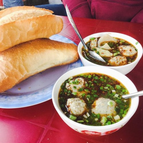 Những món ăn sáng hấp dẫn tại Đà Lạt