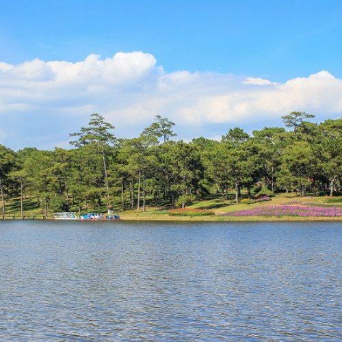 3 hồ nước phải đến khi du lịch Đà Lạt