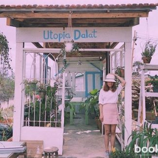 Utopia Đà Lạt Homestay & Coffee Bar