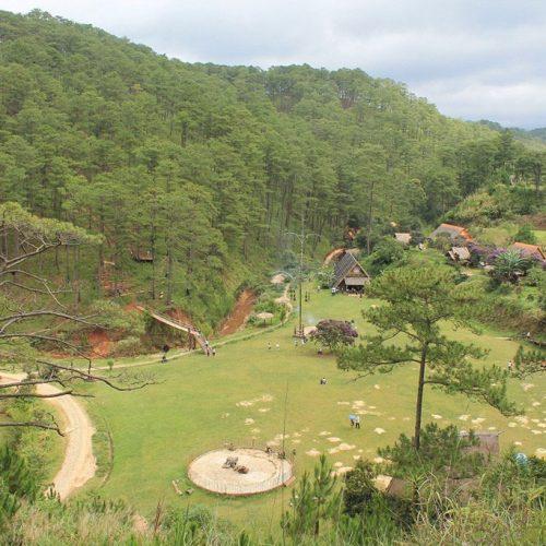 Tổng hợp những địa điểm vui chơi yêu thích ở Đà Lạt miễn phí